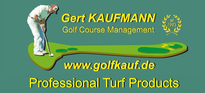 Gert Kaufmann - Golf Course Management
