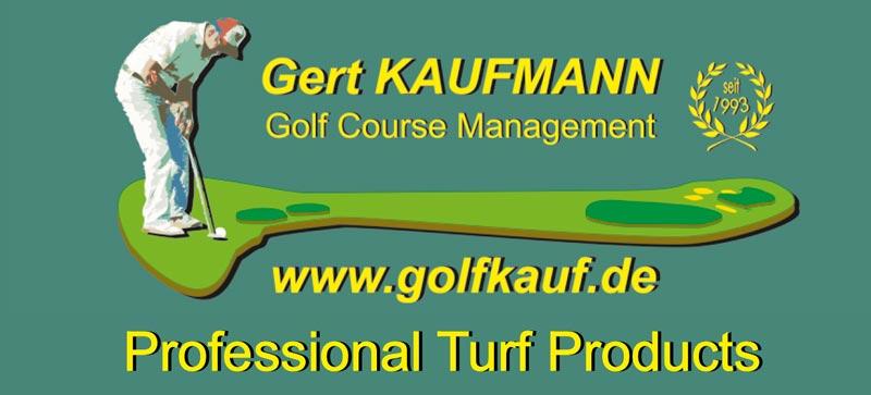 Gert Kaufmann - Golf Course Management