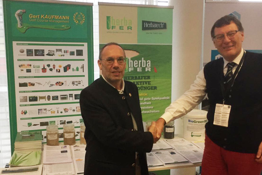 Tagung der Austrian Greenkeepers Association (AGA) in Bad Leonfelden